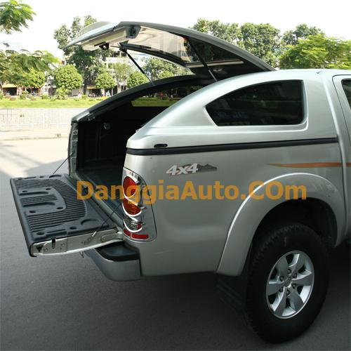 canopy toyota hilux 2013