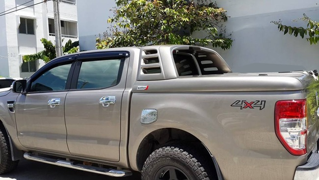 canopy ford ranger 90 do 2014