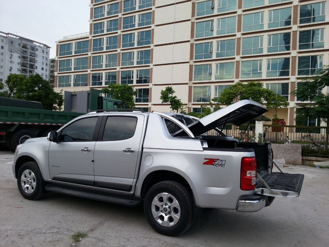 carryboy grx chevrolet colorado 2015