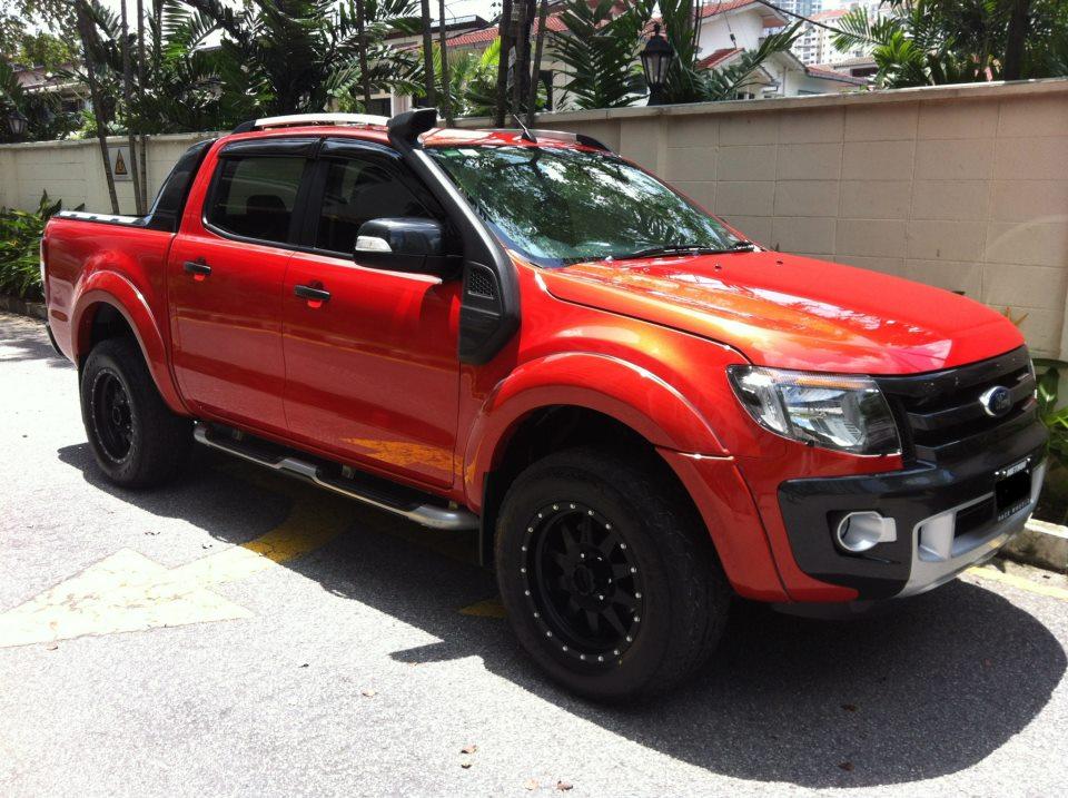Ford ranger wildtrak accessories philippines autos post