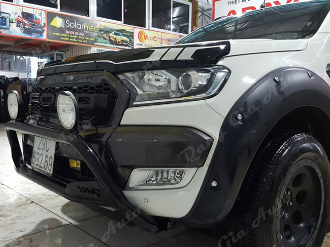 luot gio do Ford Ranger 2017