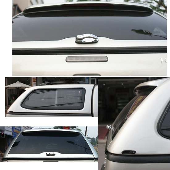 nap thung canopy xe ban tai hilux gse